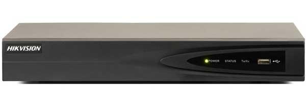 4ch PoE内蔵ネットワークビデオレコーダ